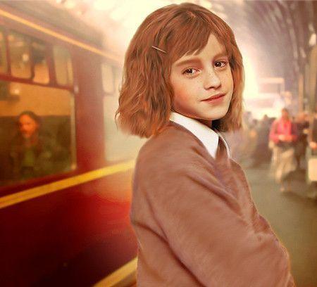 Qui a dit que Harry Chapter 1: A lombre de larbre, a